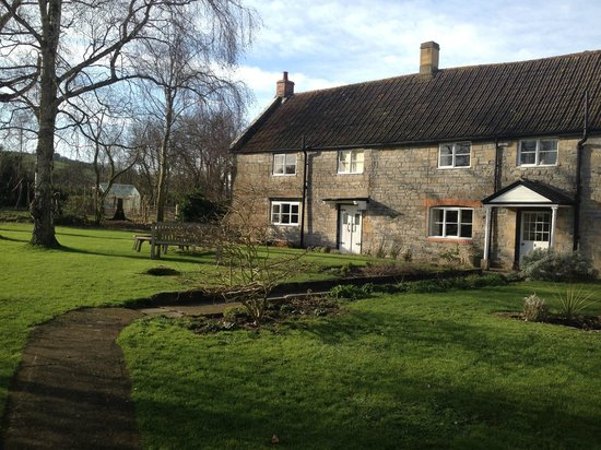 Middlewick Holiday Cottages: Outside