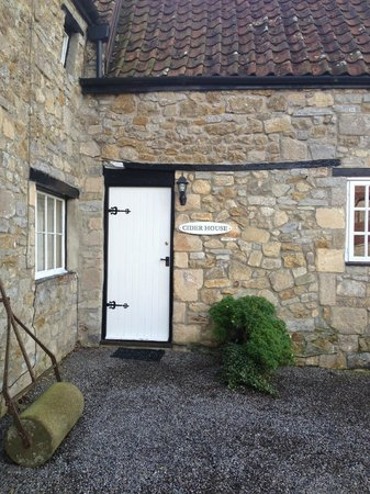 Middlewick Holiday Cottages: Cider House