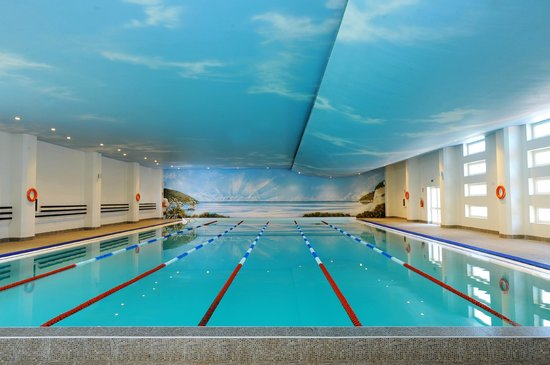 Nicotel Gargano: piscina coperta
