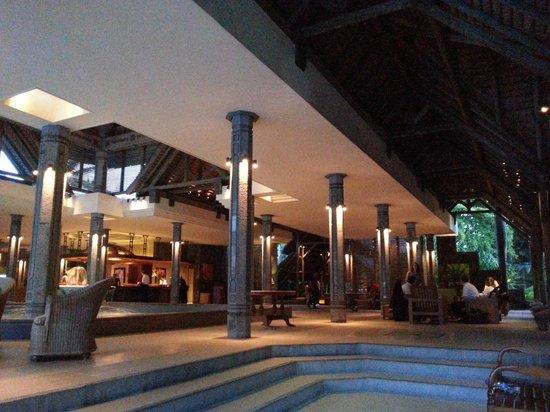 Shandrani Beachcomber Resort & Spa: reception