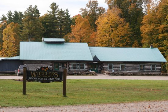 Wheelers Pancake House and Sugar Camp