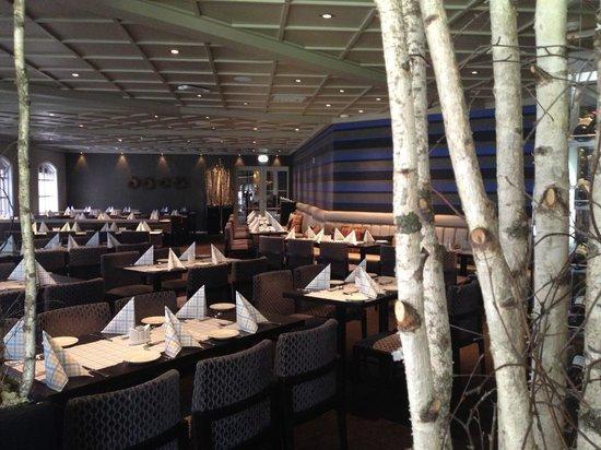 Scandic Hafjell: Restaurant