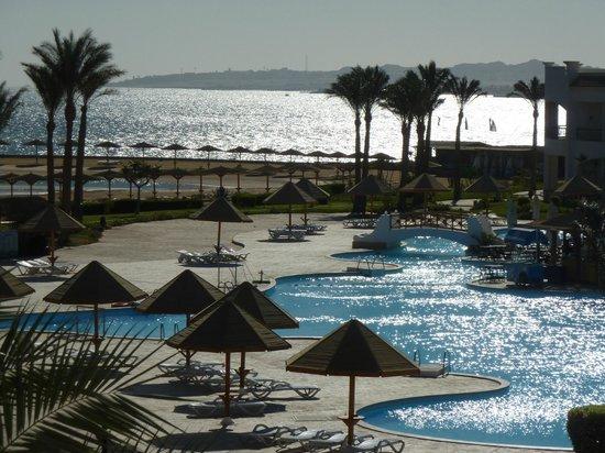 Grand Seas Resort Hostmark: Sehr schönes Hotel in direkter Strandlage!