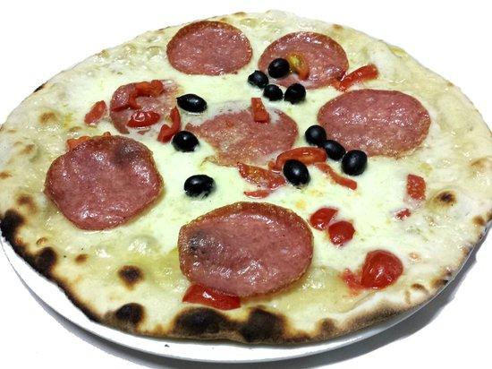 Ristorante Pizzeria Casablanca: Pizza Infinity