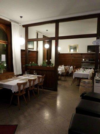 Restaurant Tullinger Hof: Restaurant