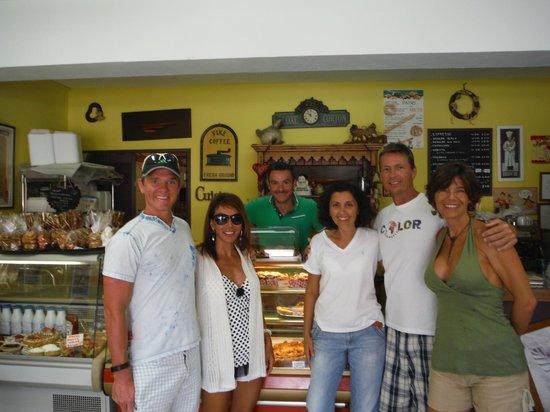 Breakfast at Cafe Atlantico