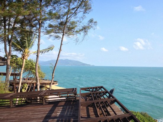 Six Senses Samui: View from Dining on the Rocks