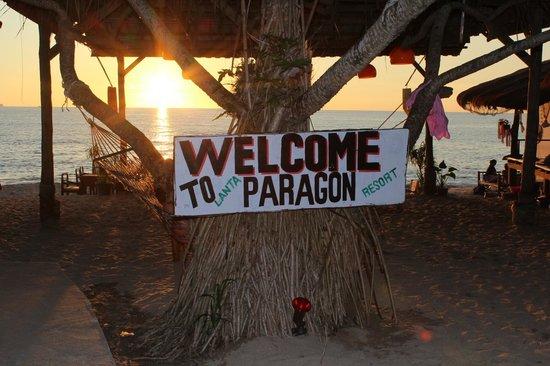 Lanta Paragon: Bienvenue