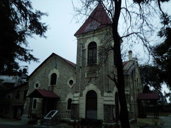 Mussoorie Christ Church