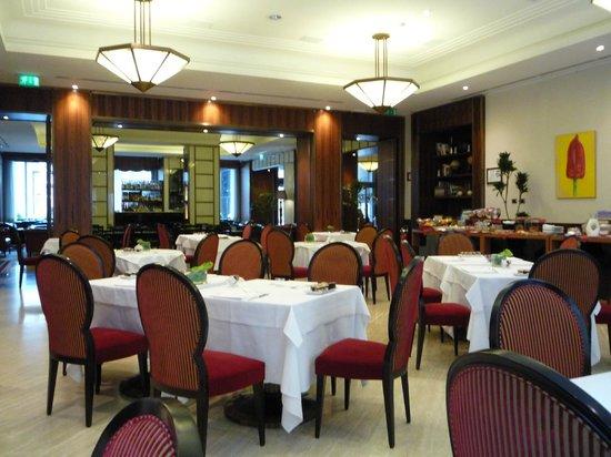 Hotel Principi di Piemonte: sala ristorante hotel