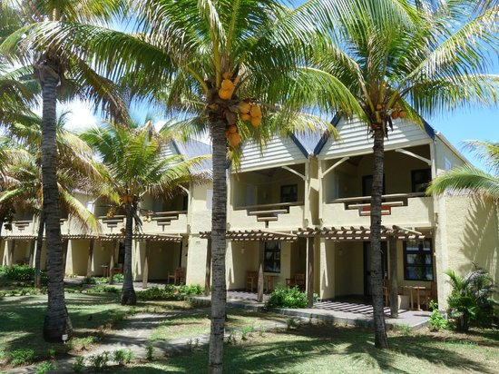 Anelia Resort Villas & Spa : vue des chambres