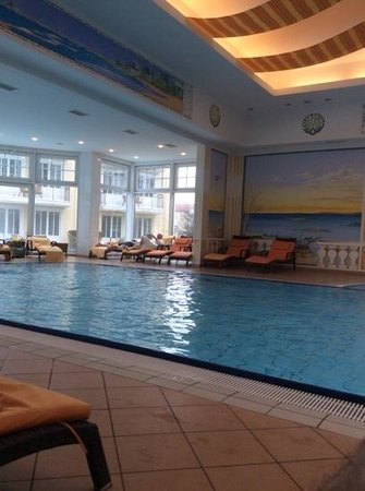 Kaiser Spa Hotel zur Post: Schwimmbad