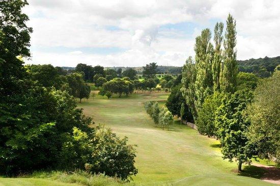 2nd Hole at Shipley Golf Club