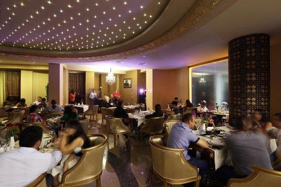 Darhan Boutique Hotel : Restaurant