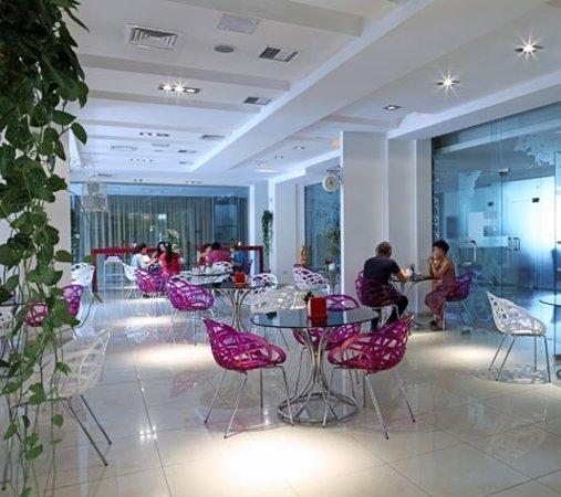 Darhan Boutique Hotel : Cafe