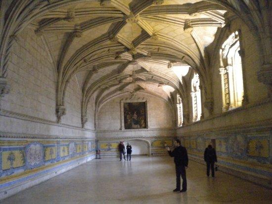 Mosteiro dos Jerónimos (Hieronymuskloster): Refeitório