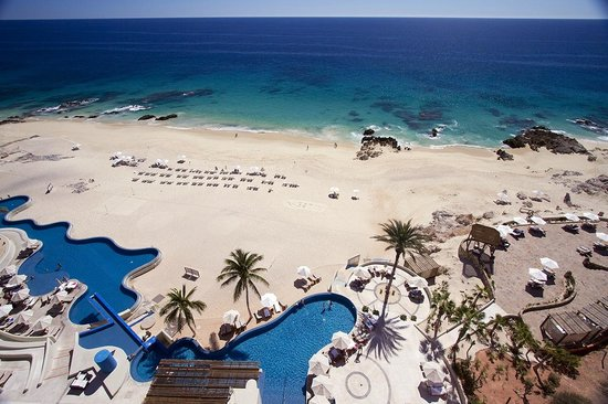 The Westin Los Cabos Resort Villas & Spa: View from our room