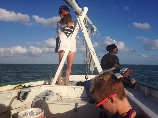 Blackhawk Sailing -  Tours : B. Steve's Superwoman