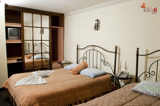 Hotel Villa Real San Felipe: HABITACION MATRIMONIAL