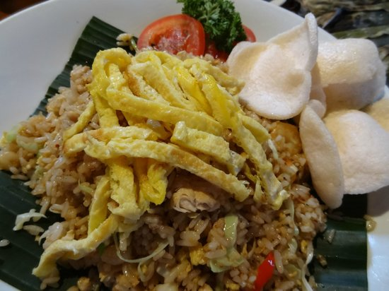 Kafe Batan Waru: Nasi Goreng ( Fried Rice )