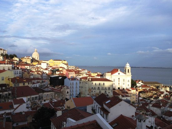 Lisbon Spirit - Walking Tours: City view
