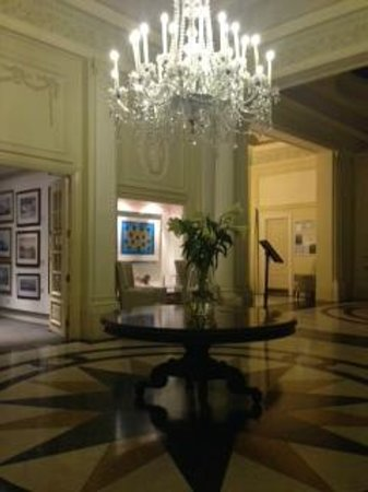The Imperial Hotel: FOYER