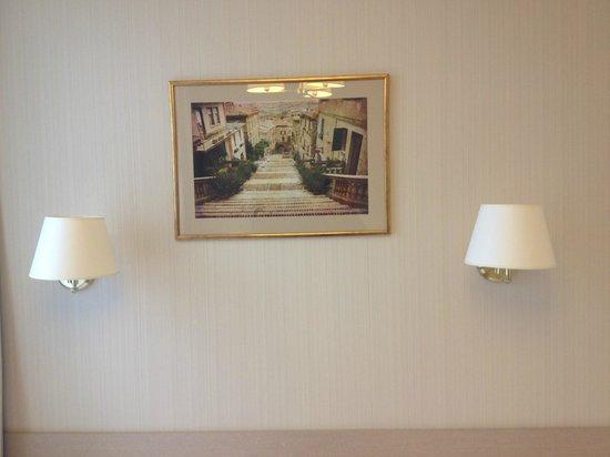 Bristol Hotel: Внутри номера