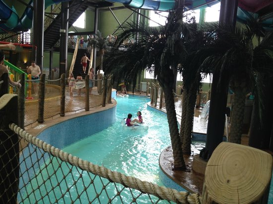 Maui Sands Resort & Indoor Waterpark: Lazy River