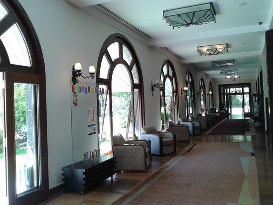 Grande Hotel Campos do Jordao: Lobby