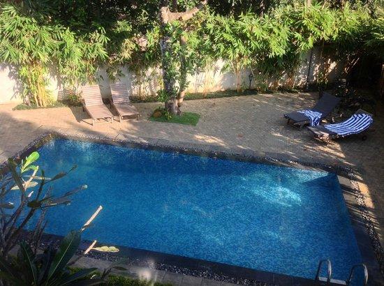 Clove Villa : Pool Area