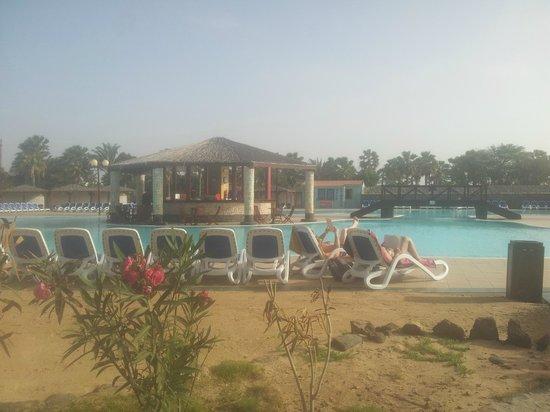 VOI Vila do Farol : Vista della piscina