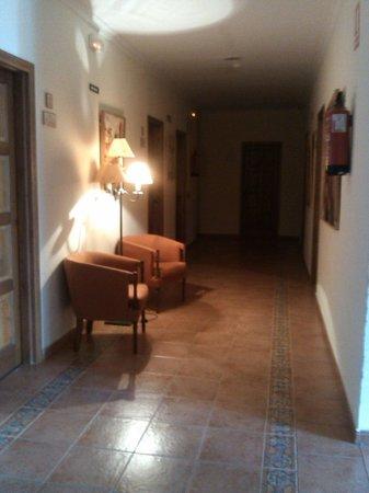 Hotel Caballo Andaluz: PASILLO