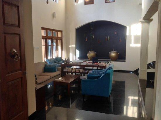 Clove Villa: Living Room