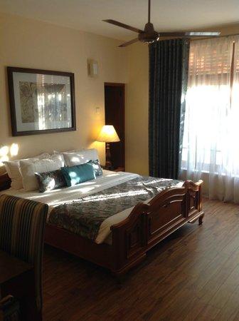 Clove Villa: Room