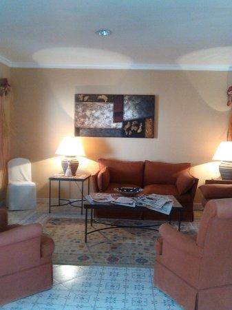 Hotel Caballo Andaluz: SALON