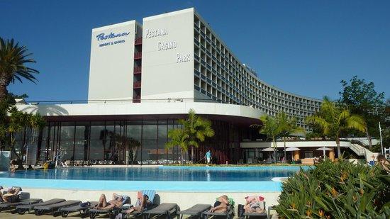Pestana Casino Park Hotel : Hotel