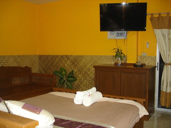 Ban Mai Tchai Ka : 1 suite (air-conditioning)