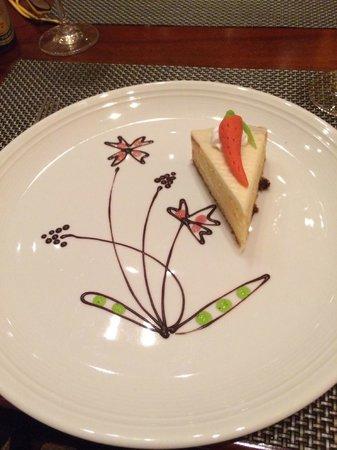Indochine Hotel: spettacolare torta