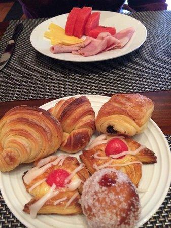 Indochine Hotel: colazione