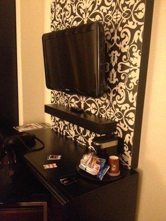 Hotel Victoria: TV