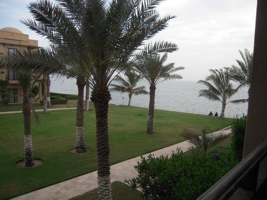 Park Hyatt Jeddah - Marina, Club & Spa: view from the room (1st level) - red sea