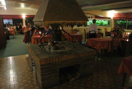 Logis La Residence: Restaurant