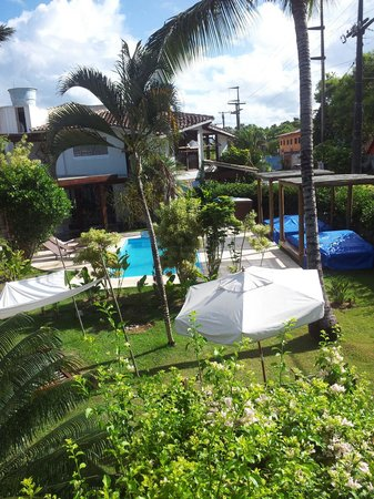 Flamingo Beach Hotel : Vista do quarto 209
