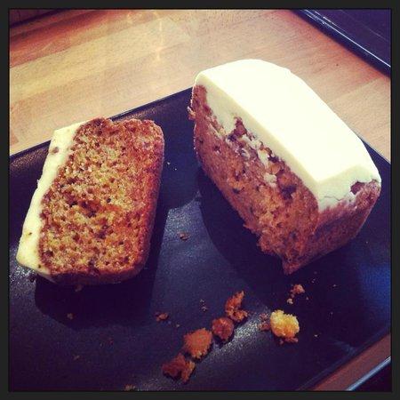Coffee Club : carrot cake