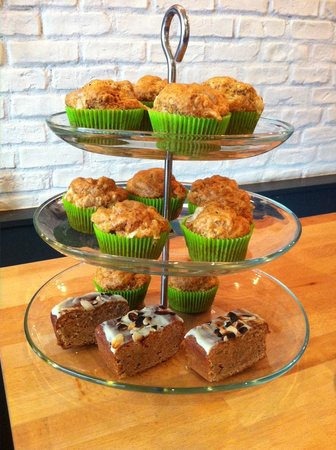 Coffee Club : muffins