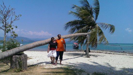 Tours Koh Samui: Ko Taen beach