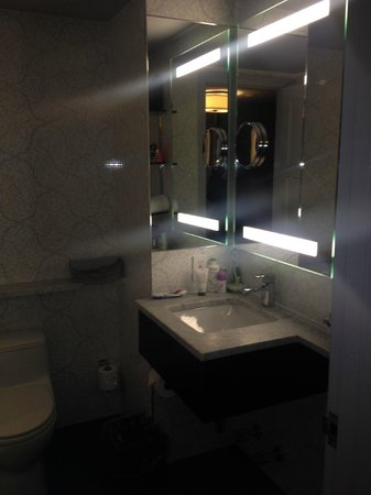 The Roger: Bathroom