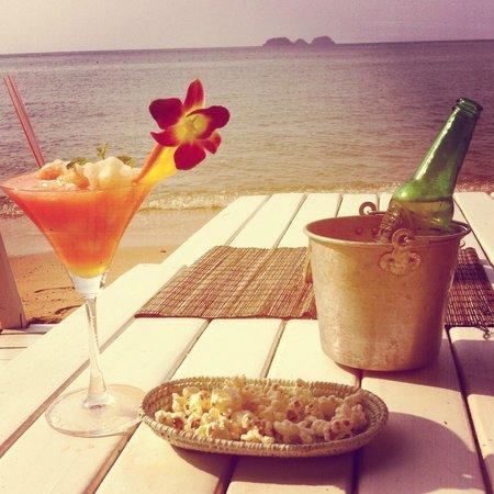 Lisca Beach : apéro