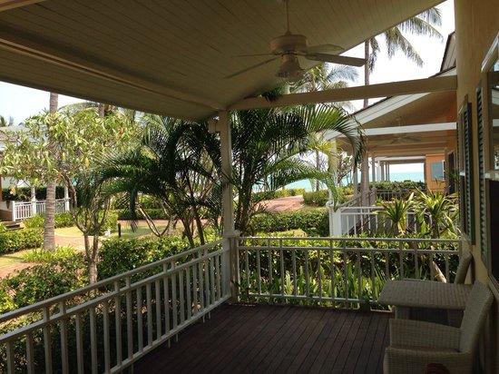 NishaVille Resort: Terrace Sand villa