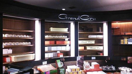 Grand Cru : 店内